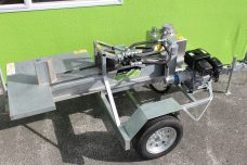 Upper Hutt Hire Log Splitter