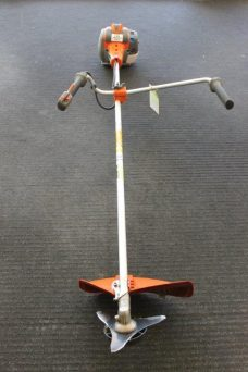 Upper Hutt Hire weedeater multi tool scrub cutter