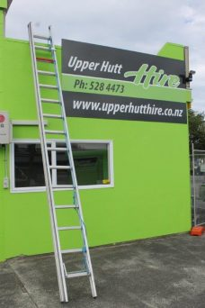 Ullrich extension ladder Upper HUtt Hire