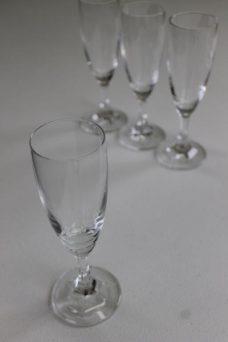 Upper Hutt Hire glass flute glasses
