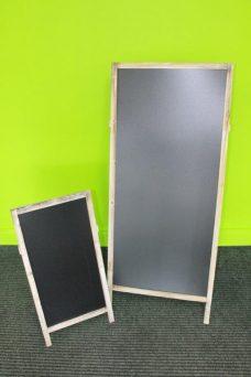 Upper HUtt Hire Black boards chalk board