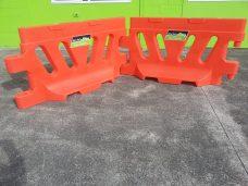 Upper HUtt HIre Road Barriers crash protection