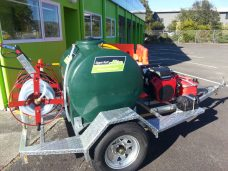 Water blaster big trailer petrol 3000psi Upper Hutt Hire
