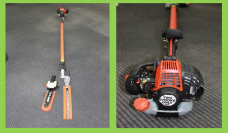 echo hedge chainsaw trimmer pruner upper hutt hire