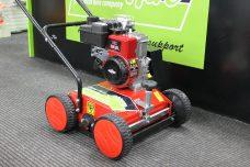 scarifier dethatch grass lawn