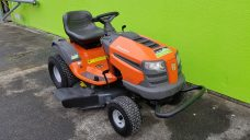 Husqvarna Rideon ride on mower lawn grass motor