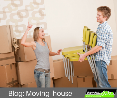 Moving house home removal storage transfer rent borrow upper Hutt hire