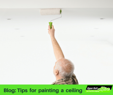 blog tips painting ceiling roof interior