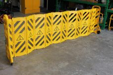 Interior internal inside safety fencing barrier Upper Hutt Hire rental equipment Kennards Kenards Hirepool pool