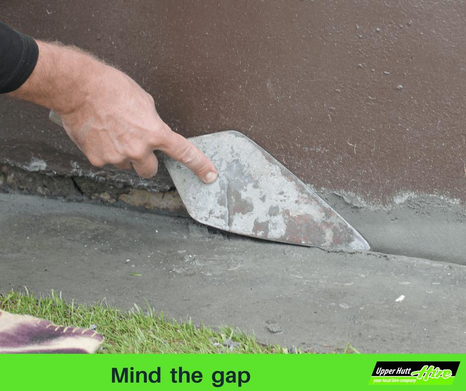 Upper Hutt Hire DIY Concrete repair demolition kanjo hammer breaker rent equipment