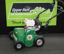Scarifier dethatcher power rake Upper Hutt Hire Kennards Hirepool