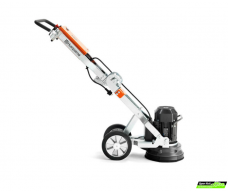 Husqvarna Concrete floor grinder polisher Upper Hutt Hire Kennards Hirepool