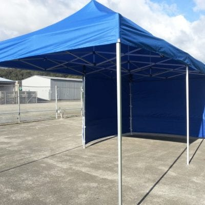 Easy up Canopy with sides