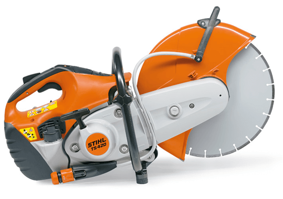 Concrete Saw Petrol Stihl