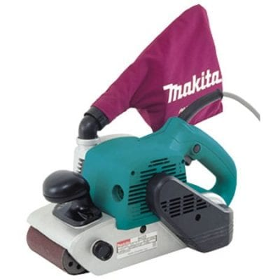 "Belt Sander 4"" (100mm) Makita"