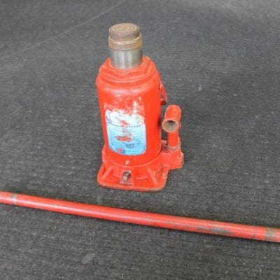 Bottle Jack & Handle 20MT