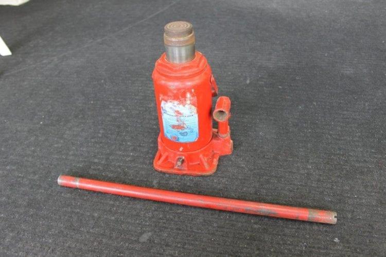 Bottle Jack & Handle 20MT