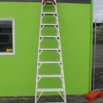 Step Ladder 3.0m Aluminium