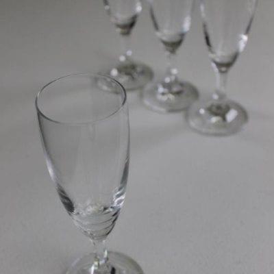 Glass Flute 150ml