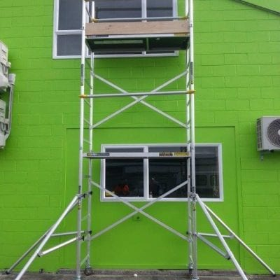 Scaffolding Narrow Base 0.7m x 1.4m x 2.4mH