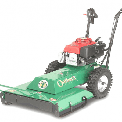 Brush cutter 13HP self-propelled