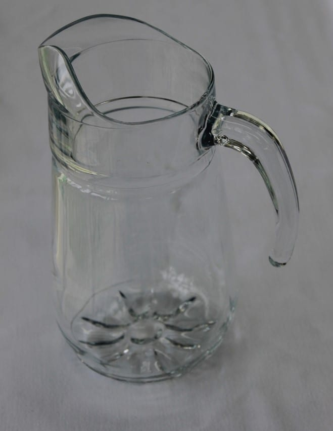Glass Water Jugs (1.5L)