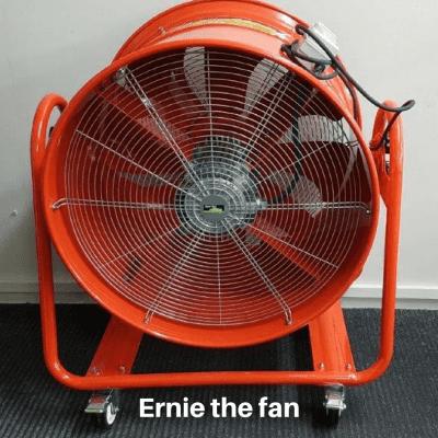 Fan 700 MM