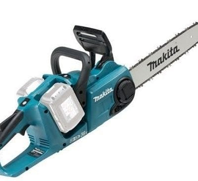 "Chainsaw 12"" Makita (battery powered)"