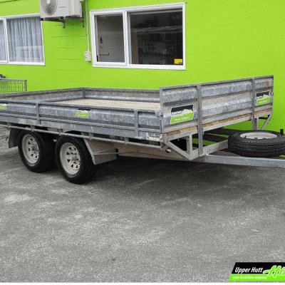 Flat Deck Trailer (3.6 x 2.0M)