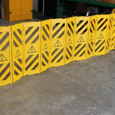 Safety Barriers (Interior 3.3M)