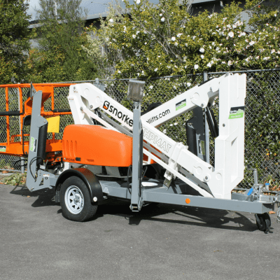 Cherry Picker 14m (telescopic boom)