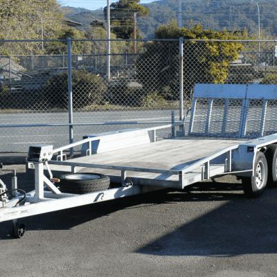 Car Transporter Tandem (4.3m X 1.95m)