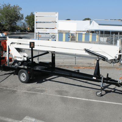 Cherry Picker 15m (static boom)