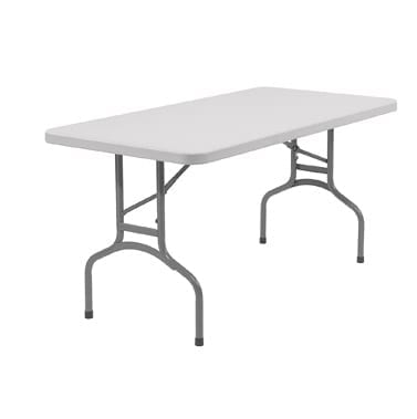 Table Long 2.4m Plastic