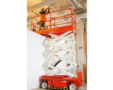 Scissor Lift 6m (Electric)