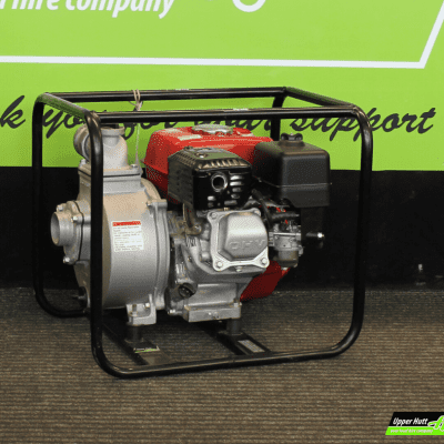 Upper Hutt Hire Hirepool Kennards Water pump petrol gasoline