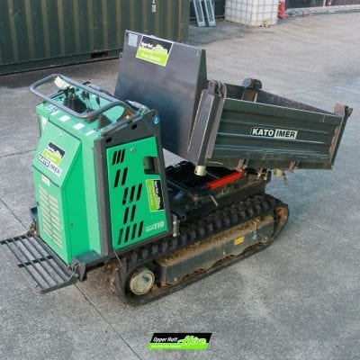 Upper Hutt Hire Dumper barrow Kato Hirepool kennards rent