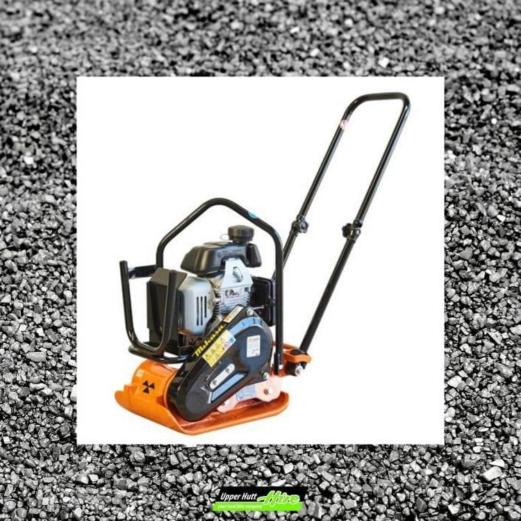 Upper Hutt Hire Compaction Compactor plate reversible roller steam tamper rammer rent Hirepool Kennards