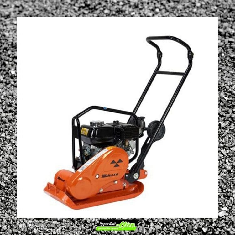 Upper Hutt Hire Compaction Compactor plate reversible roller steam tamper rammer rent Hirepool Kennards