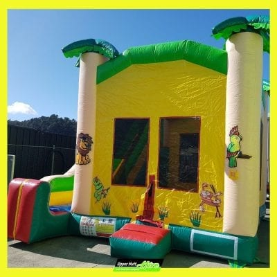 Upper Hutt Hire Bouncy Castle rent kids children Carlton party